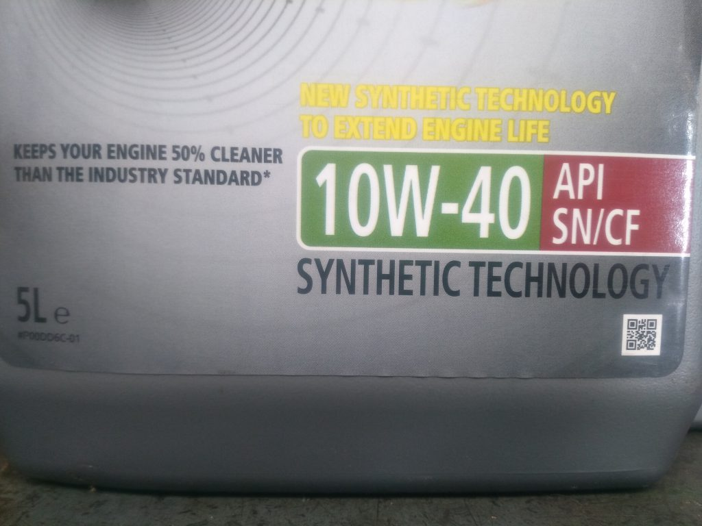 Engine Synthetic Oils are best