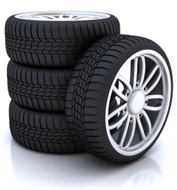 A Good Set Of Tires And Rims