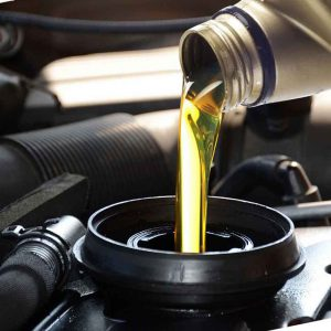 Filling The Oil To Prevent Engine Damage