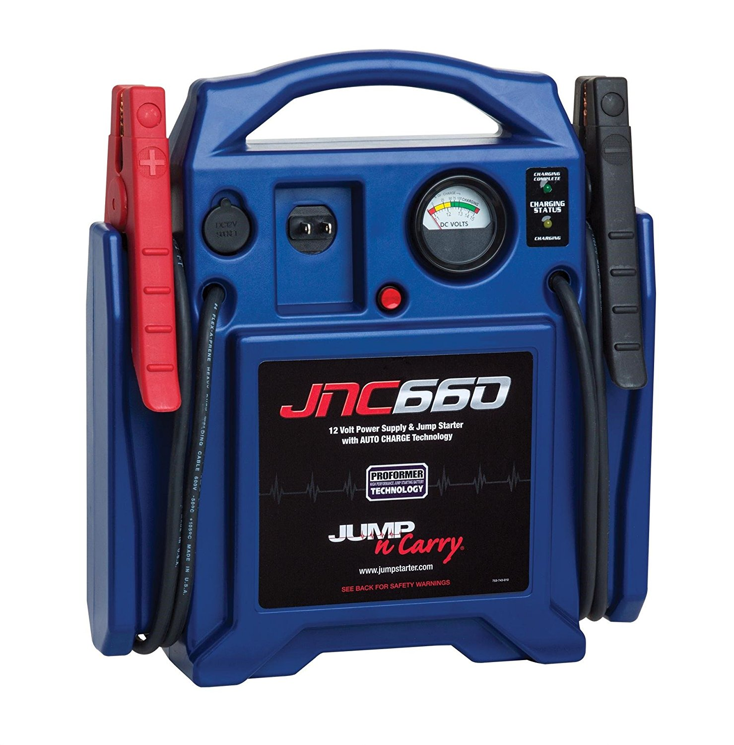 JNC660 Battery Jump Pack-Review