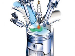 Spark Plug Operation
