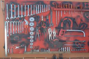 Gedore tool board