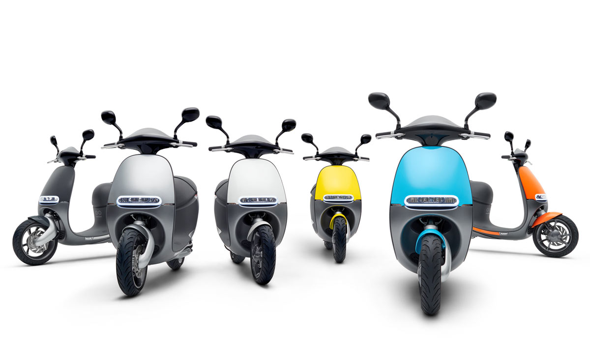 The Era of the Electric Scooter is Here.