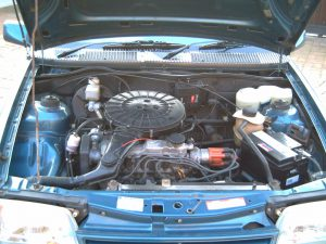 Check Under the Hood when you are buying a car