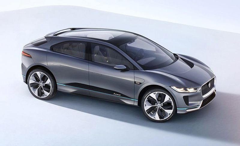 Jaguar I Pace to be used in Luxury Chauffeur Service at Heathrow